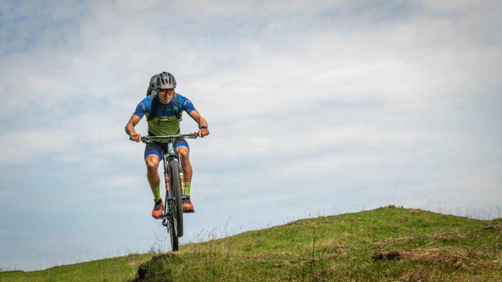 bike to fly pädel von känel