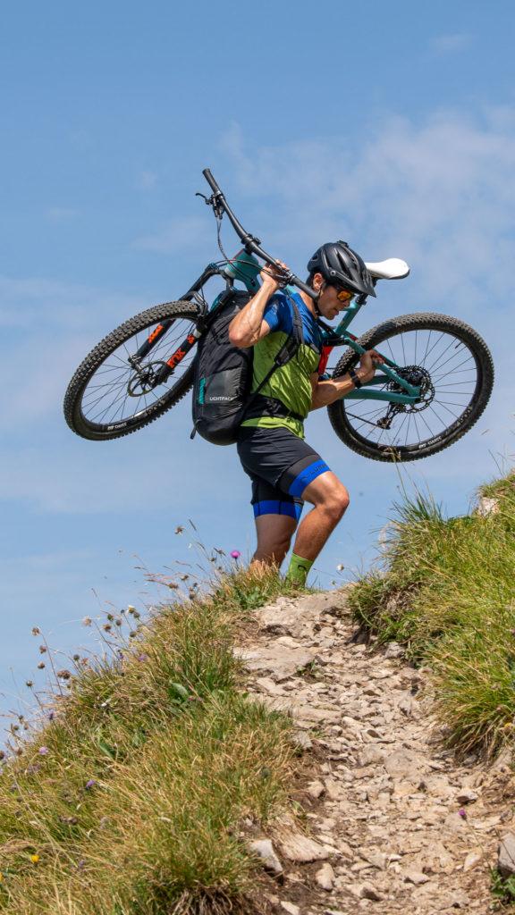 patrick von kaenel bike to fly
